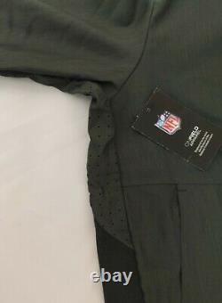 $140 Nike NFL Team issue Travel Jacket 2.0 New Orleans Saints Gray size 3XL