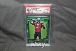 2015 Topps Chrome Green Refractor Jameis Winston Rookie Rc PSA 10 Qty Available