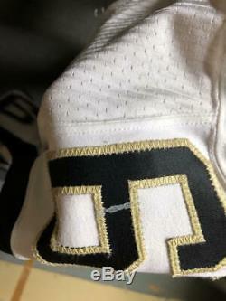 2016 Paul Kruger New Orleans Saints Game Used Worn Nike Football Jersey! Utah