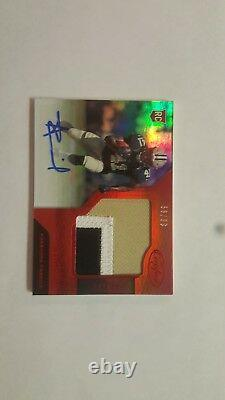 2017 Panini Certified Alvin Kamara Auto Patch RC 58/99 3 Color RPA! LOOK! WOW
