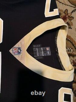 2018 Walker Game Issued New Orleans Saints Nike Jersey Size 48