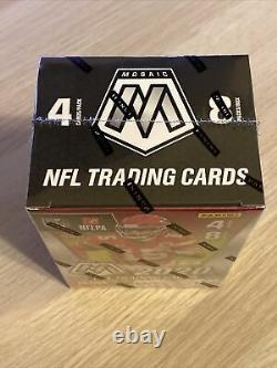 2020 Panini Mosaic Football SEALED Blaster Box 32-Card Box IN HAND READY TO SHIP