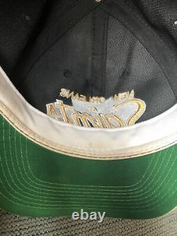 90s Vintage New Orleans Saints Sports Specialties Snapback Hat NFL Youngan