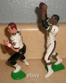 Drew Brees / Michael Thomas New Orleans Saints Custom Starting Lineup SLU NFL