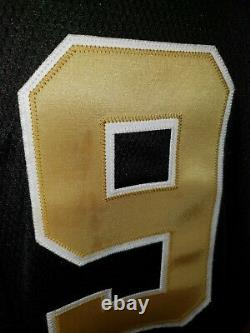 Drew Brees new Orleans saints international series London signed game Jersey DNA