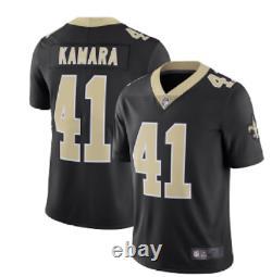 NEW New Orleans Saints Men's #41 Alvin Kamara Limited Jersey Size Large