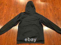 Nike Mens New Orleans Saints Therma Salute To Service Hoodie Sweatshirt Large L