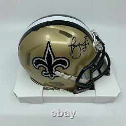 Taysom Hill Signed New Orleans Saints Speed Mini-Helmet