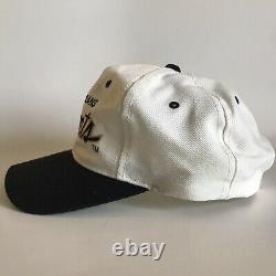 USED Sports Specialties Script NFL New Orleans Saints Vintage Snapback Hat