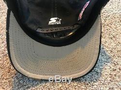 Vintage 90s Starter New Orleans Saints NFL Pro Line Shockwave Snapback Hat