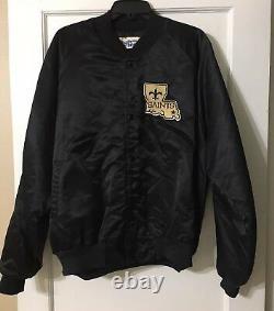 Vintage New Orleans Saints Bomber Jacket Euc Rare NFL