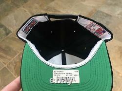 Vintage New Orleans Saints Sports Specialties Plain Logo Snapback Football Hat