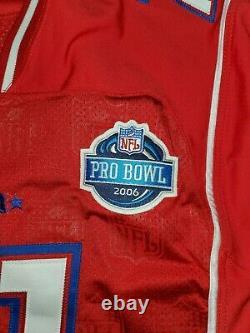 Willie Anderson Cincinnati Bengals Game worn Issued 2006 Pro Bowl Jersey #71